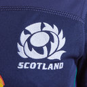 Scotland 2018/19 Ladies Home S/S Replica Rugby Shirt
