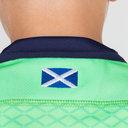 Scotland 7s 2018/19 Kids Alternate S/S Replica Rugby Shirt