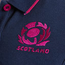Scotland 2018/19 Ladies Rugby Polo Shirt