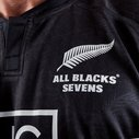 New Zealand All Blacks 7s Home 2018/19 S/S Rugby Shirt