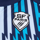 Stade Francais 2018/19 Home S/S Rugby Shirt