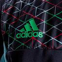 Harlequins 2018/19 Players Fleece Rugby Jacket