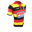Carmarthen Quins RFC Adult Replica Rugby Jersey