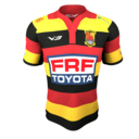 Carmarthen Quins RFC Kids Replica Rugby Jersey