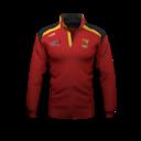 Carmarthen Quins RFC 1/2 Zip Sweatshirt