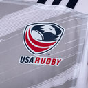 USA Eagles 7s 2018 Home Replica S/S Rugby Shirt