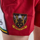 Northampton Saints 2018/19 Kids Alternate Rugby Shorts