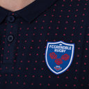 FC Grenoble 2018/19 Bianca Rugby Polo Shirt