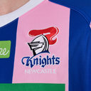 Newcastle Knights NRL 2018 Women in League S/S Rugby Shirt
