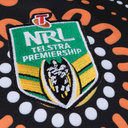 Wests Tigers NRL 2018 Indigenous S/S Rugby Shirt