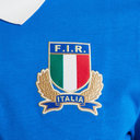 Italy 2018/19 Players Cotton Rugby Polo Shirt