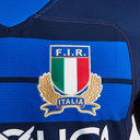 Italy 2018/19 Players S/S Rugby Training Shirt