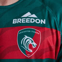 Leicester Tigers 2018/19 Home S/S Replica Rugby Shirt