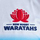 NSW Waratahs 2019 Alternate Super Rugby S/S Rugby Shirt