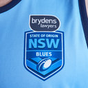 NSW Blues State of Origin 2019 Rugby League Training Singlet
