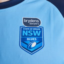 NSW Blues State of Origin 2019 Rugby League Training T-Shirt