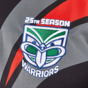 New Zealand Warriors NRL 2019 Alternate S/S Rugby Shirt