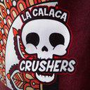 La Calaca Crushers 2018/19 Home Rugby Shorts