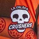 La Calaca Crushers 2018/19 Home Rugby Singlet
