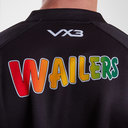Wailers 2018/19 Home S/S Rugby Shirt