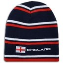 RWC15 England RFU Striped Beanie