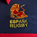 Spain 2018/19 Players Rugby Polo Shirt