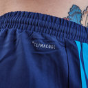 Blues 2019 Super Rugby Woven Training Shorts