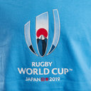 RWC 2019 Cotton Graphic Kids S/S T-Shirt