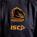 Brisbane Broncos NRL 2019 Players Hooded Rugby Sweat