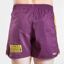 Brisbane Broncos NRL 2019 Kids Rugby Training Shorts