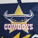 North Queensland Cowboys NRL 2019 Home S/S Rugby Shirt