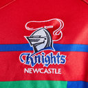 Newcastle Knights NRL 2019 Alternate S/S Rugby Shirt