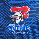 Newcastle Knights NRL 2019 Players Rugby Training T-Shirt
