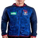 Newcastle Knights NRL 2019 Players Hooded Rugby Sweat