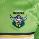 Canberra Raiders NRL 2019 Alternate S/S Rugby Shirt