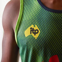 Canberra Raiders NRL 2019 Players Rugby Training Singlet