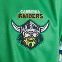 Canberra Raiders NRL 2019 Kids Home S/S Rugby Shirt