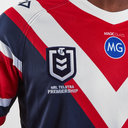 ISC Sydney Roosters NRL 2019 Home S/S Rugby Shirt