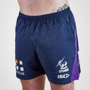 Melbourne Storm NRL 2019 Players Rugby Training Shorts