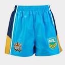 Gold Coast Titans NRL Youth Supporters Alternate Rugby Shorts