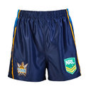 Gold Coast Titans NRL Youth Supporters Rugby Shorts