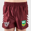 Manly Sea Eagles NRL Kids Alternate Supporters Rugby Shorts