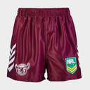 Manly Sea Eagles NRL Youth Alternate Supporters Rugby Shorts