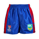 Newcastle Knights NRL Youth Supporters Rugby Shorts