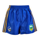 Parramatta Eels NRL Kids Supporters Rugby Shorts
