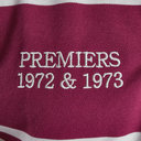 Mal Reilly Hall of Fame Manly Sea Eagles NRL Rugby Polo Shirt