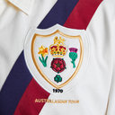 Mal Reilly Hall of Fame Great Britain 1970 Rugby League Shirt