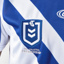 Canterbury Bulldogs 2019 NRL Home S/S Rugby Shirt