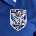 Canterbury Bulldogs 2019 NRL Players Media Rugby Polo Shirt