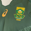 South Africa Springboks RWC 2019 Home S/S Test Rugby Shirt